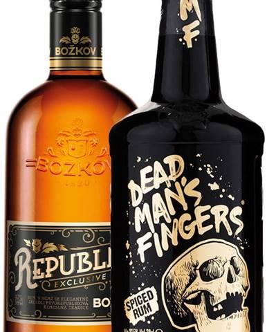 Rum Dead Man's Fingers