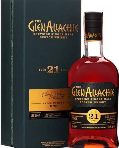 The GlenAllachie 21 ročná Single Malt Batch 1 51,4% 0,7l