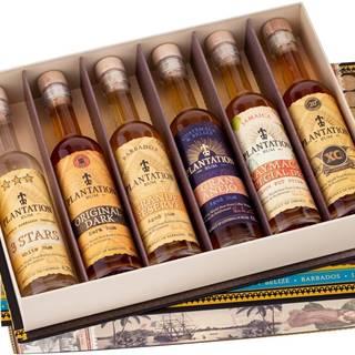 Plantation Experience Cigar Box 6 x 0,1l 41,03% 0,6l