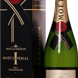 Moët & Chandon Imperial Brut 150 Years Anniversary Edition 12% 0,75l