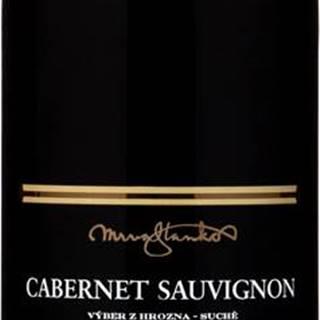 Mrva & Stanko Cabernet Sauvignon 2018 13,5% 0,75l