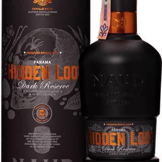Naud Hidden Loot Dark Reserve 41% 0,7l