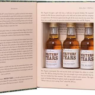 Writers Tears Kniha 3 x 0,05l 46,33% 0,15l