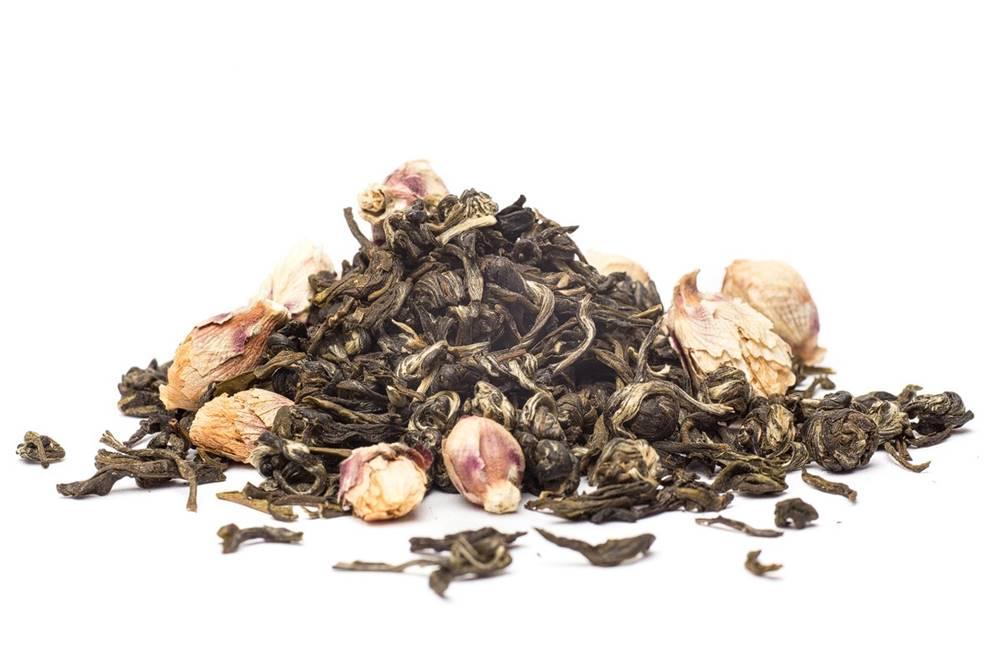 Manu tea BUDHOVO MALÉ TAJOMSTVO - biely čaj, 10g