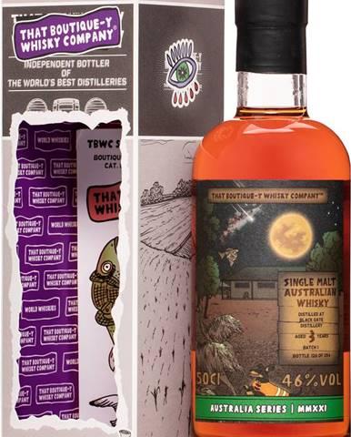 That Boutique-y Whisky Company Black Gate 3 ročná 46% 0,5l