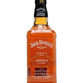 Jack Daniel's Angelo Lucchesi 90th Birthday 0,75l 45% L.E.