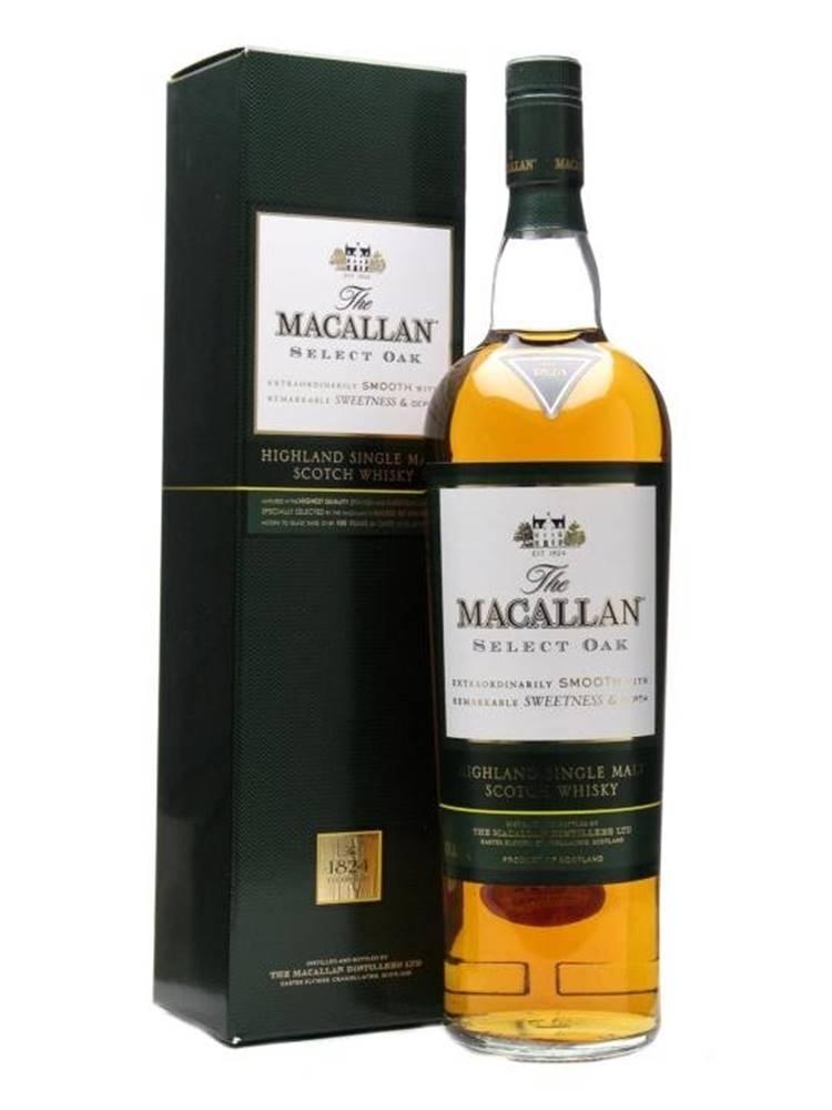 Macallan Macallan 1824 Select Oak 1l 40%
