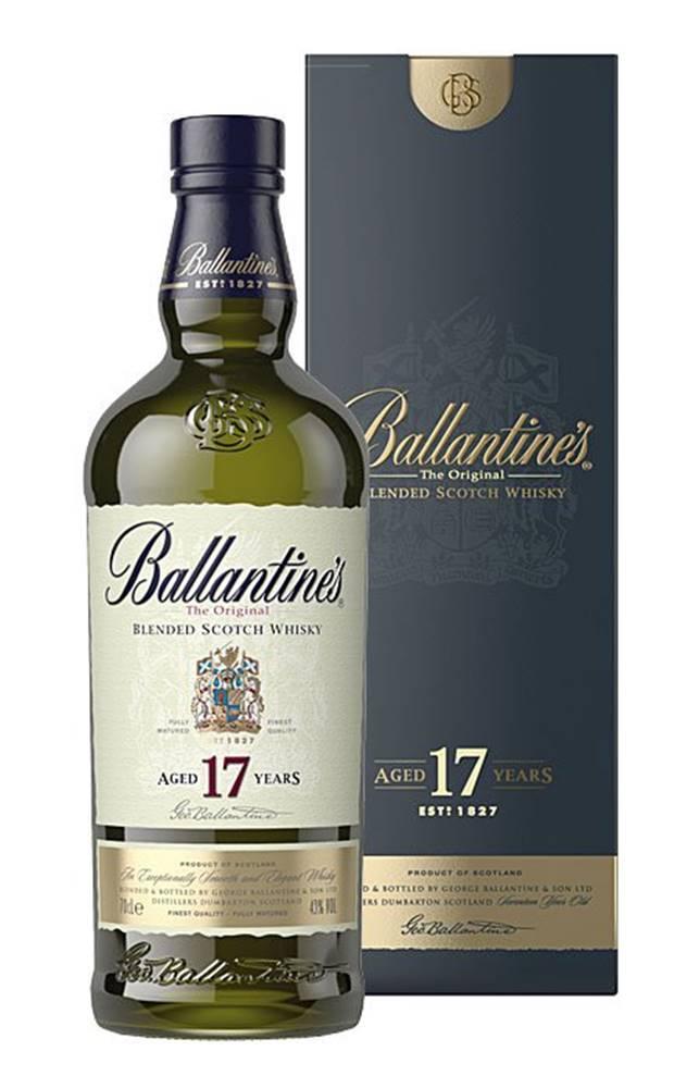Ballantine's 17y 0,7l 40% GB