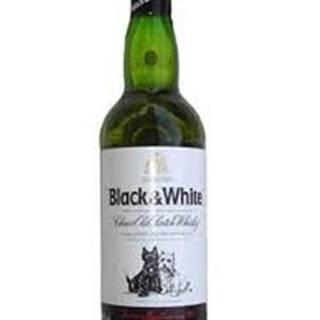 Black & White 0,7l 40%