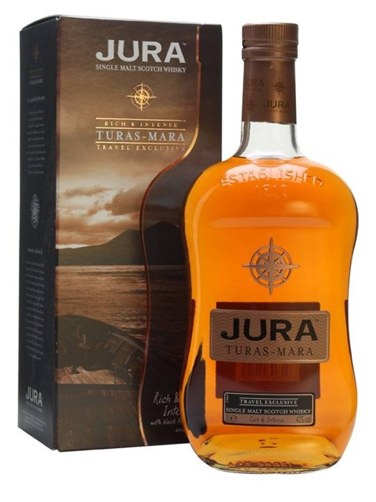 Isle of Jura Isle of Jura Turas Mara 1l 42%