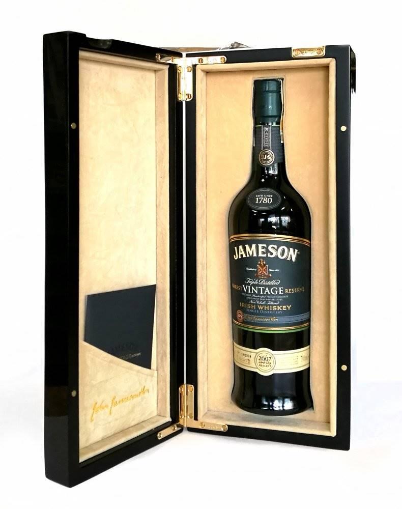Jameson Rarest Vintage Rese...