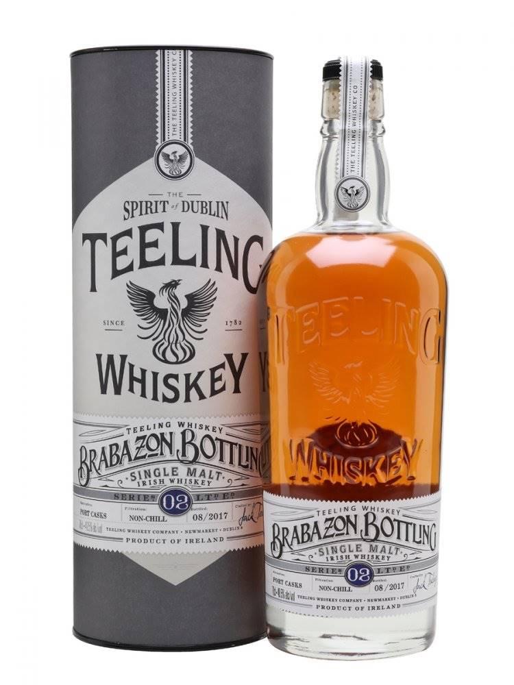 Teeling Teeling Brabazon Bottling Ser.2 0,7l 49,5%