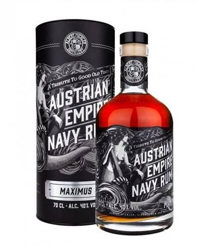 Rum Albert Michler Distillery