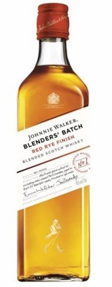 Johnnie Walker Johnnie Walker Red Rye 0,7l 40%