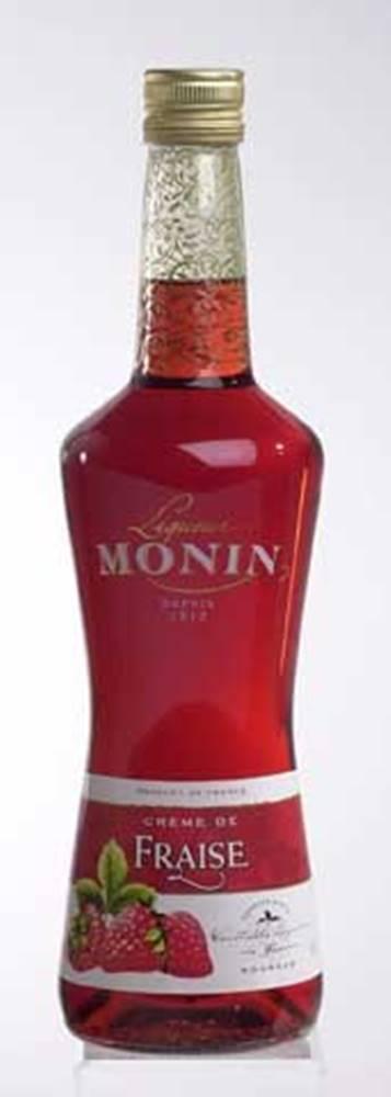Monin Monin Fraise Liqueur 0,7l 18%