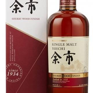 Nikka Yoichi Sherry Wood 0,7l 46%