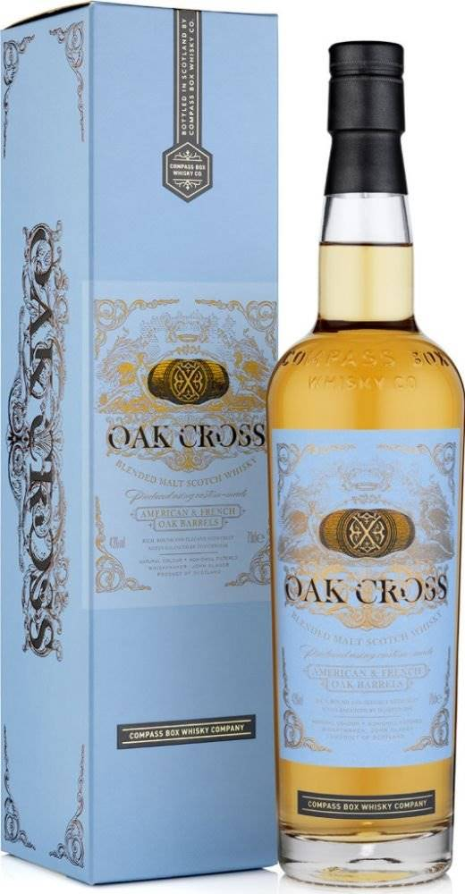 Compass Box Oak Cross 0,7l 43%