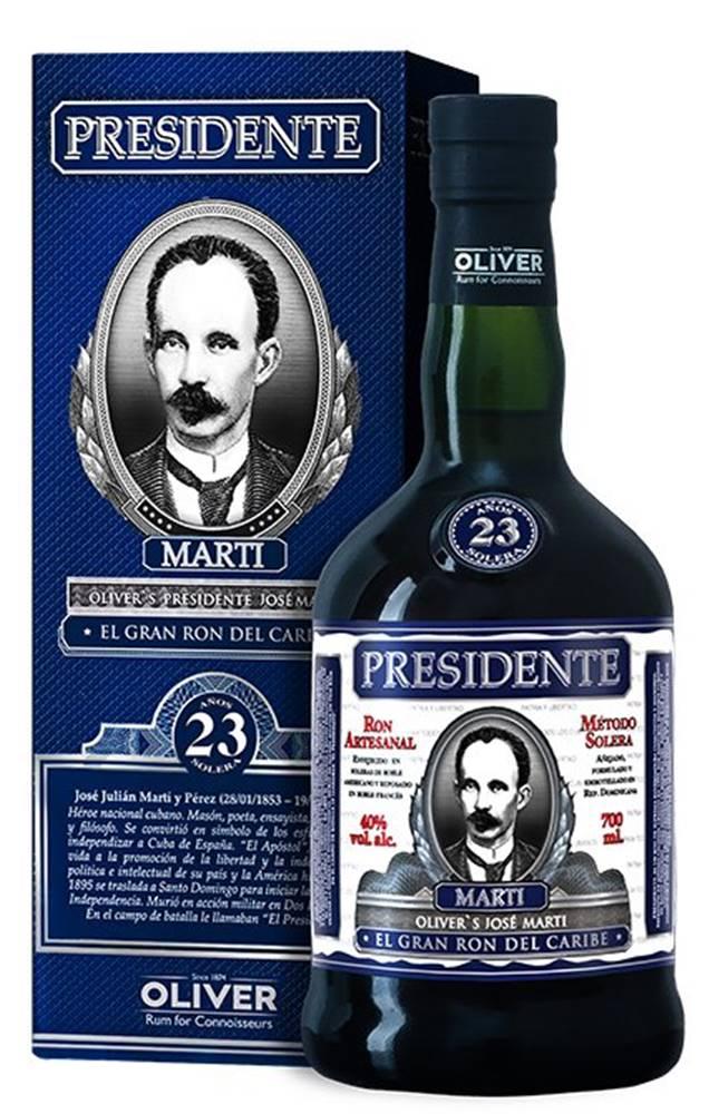 Presidente Marti 23y 0,7l 40%