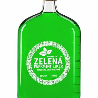 Bartida Zelená 1l 20%