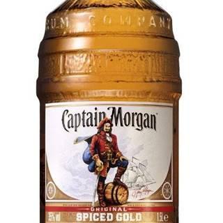 Captain Morgan Gold 1,5l 35% Barrel