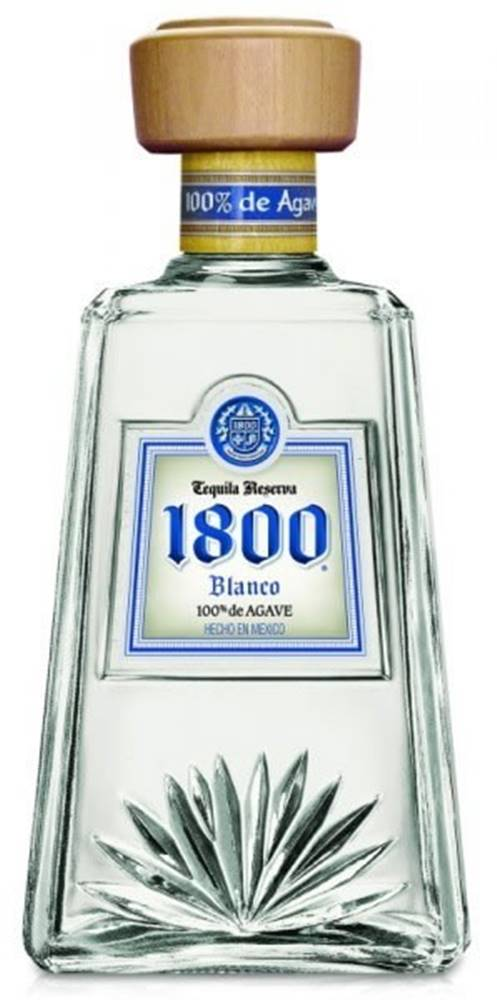 1800 Tequila Silver 38% 0,7l