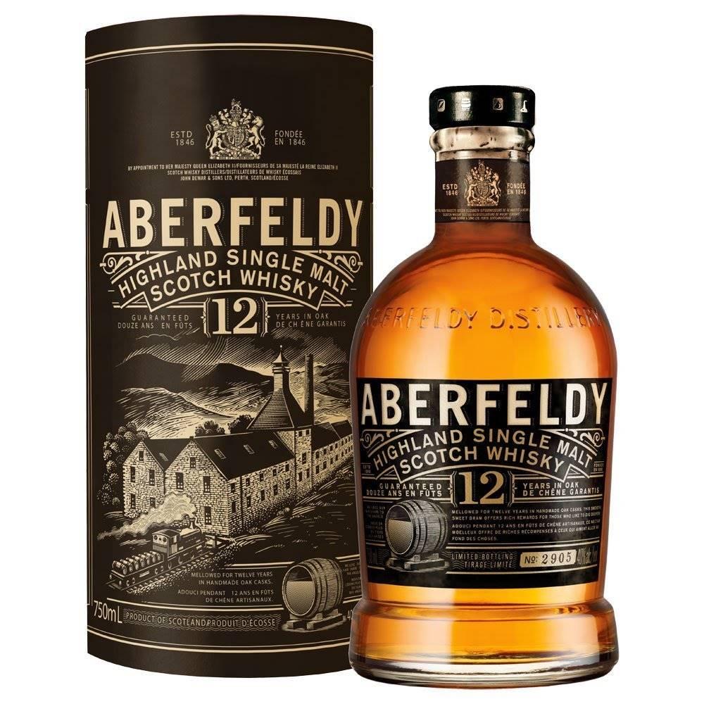Aberfeldy Aberfeldy 12 ročná 40% 0,7l