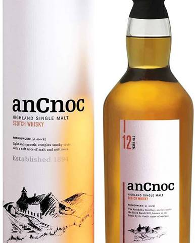 Whisky anCnoc