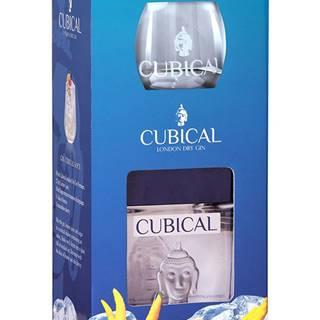 Cubical Premium s pohárom 40% 0,7l