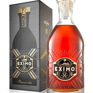 Facundo Eximo X 10 ročný rum 40% 0,7l