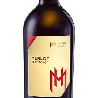 Hamsik Merlot Veneto IGT 12% 0,75l