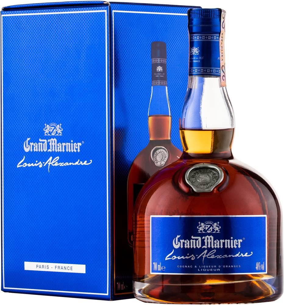 Grand Marnier Grand Marnier Cuvee Louis Alexandre 40% 0,7l