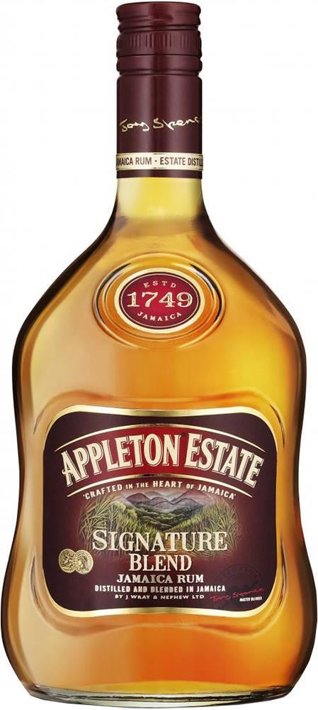 Appleton Estate Appleton Estate Signature Blend 40% 0,7l
