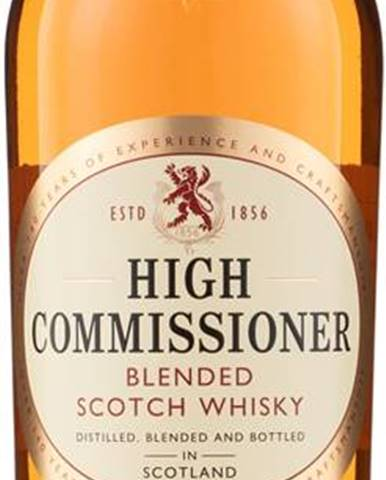 High Commissioner 40% 0,7l