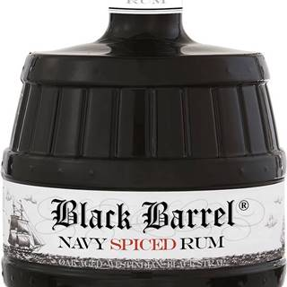 A.H. Riise Black Barrel 40% 0,7l