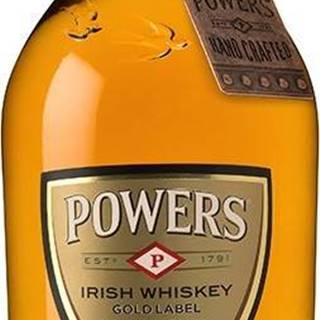 Powers Gold Label 43,2% 0,7l