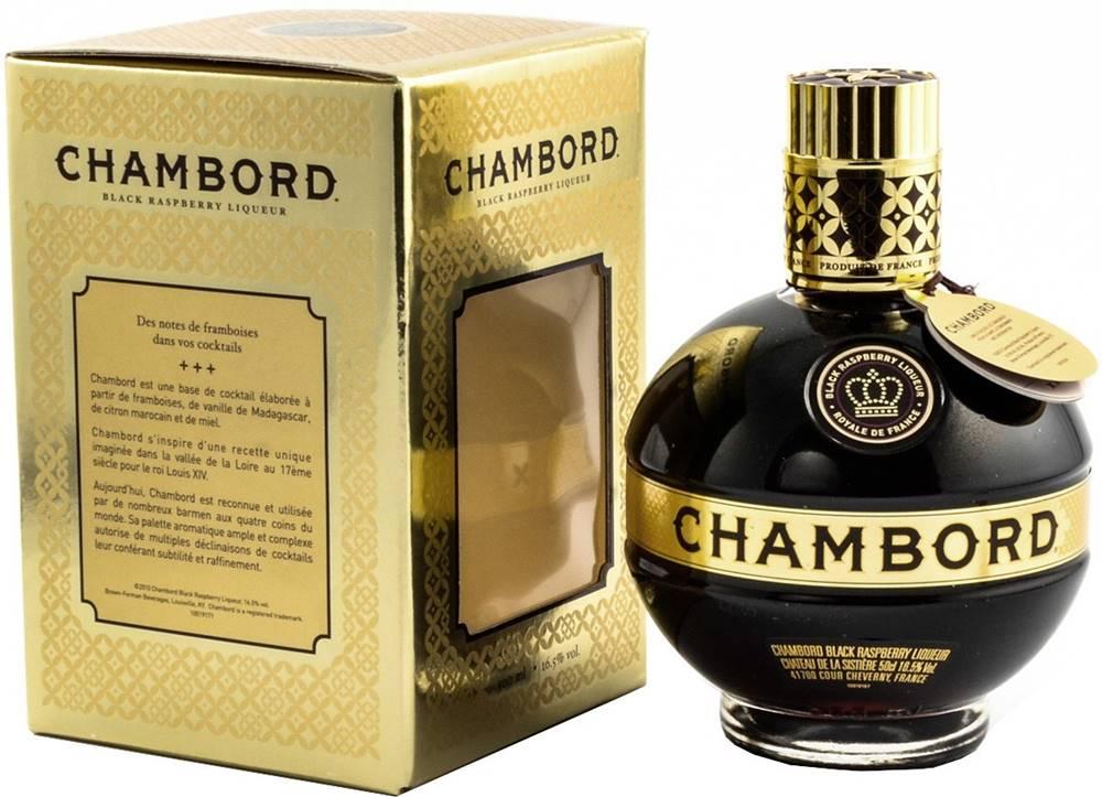 Chambord Chambord 16,5% 0,5l
