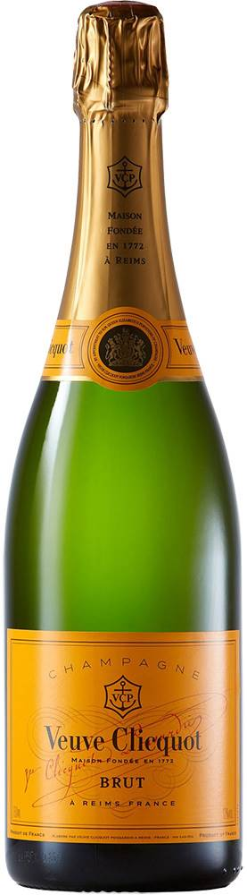 Veuve Clicquot Veuve Clicquot Yellow Label 12% 0,75l