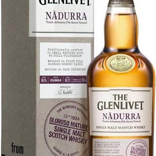 The Glenlivet Nadurra Oloroso 48% 1l
