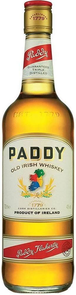 Paddy Paddy 40% 0,7l