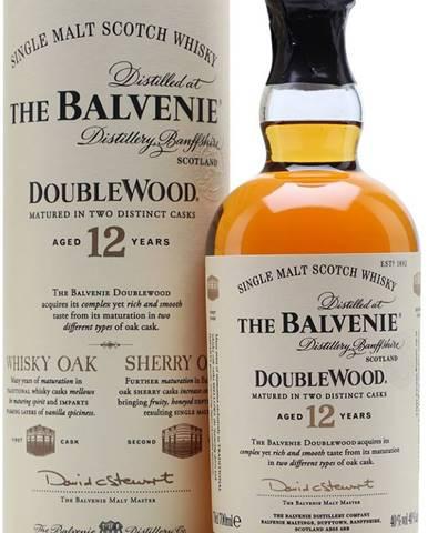 The Balvenie DoubleWood 12 ročná 40% 0,7l