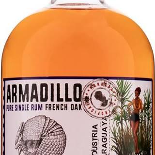 Armadillo French Oak Pure Single Rum 40% 0,7l