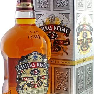 Chivas Regal 12 ročná 1,75l 40%