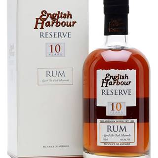English Harbour Reserve 10 ročný 40% 0,7l