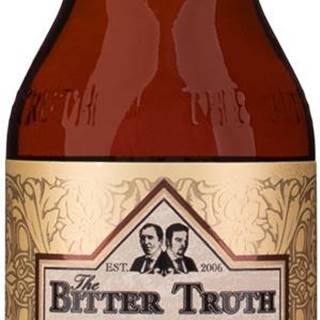 The Bitter Truth Grapefruit 44% 0,2l
