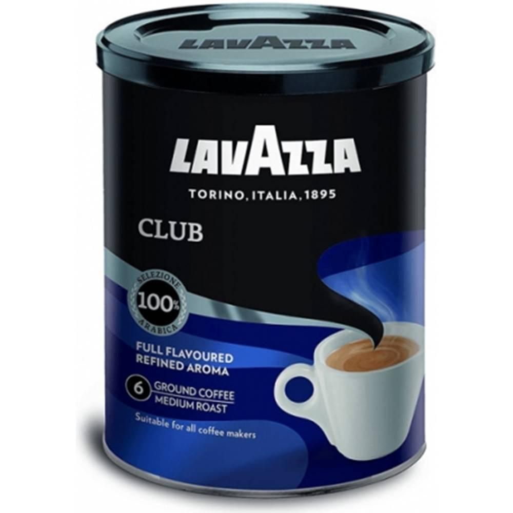 Lavazza Club dóza mletá káv...