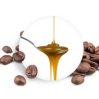 KARAMELOVÁ zrnková káva, 50g