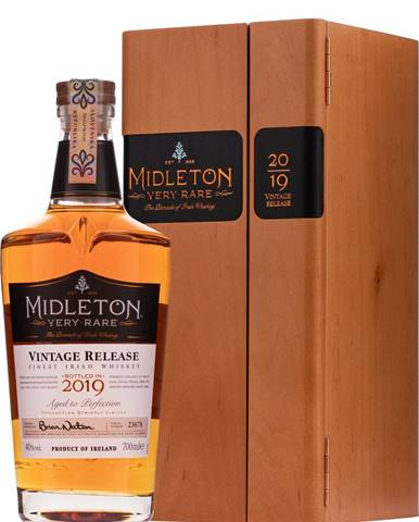 Midleton Very Rare 2019 40% 0,7l