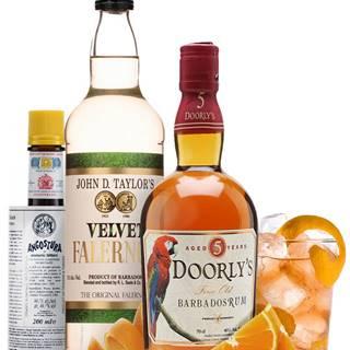 Barbados Rum Swizzle