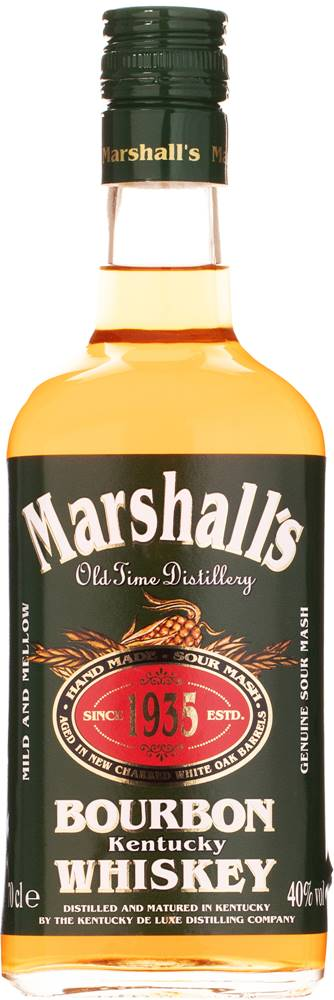 Marshalls Marshalls Whisky 40% 0,7l