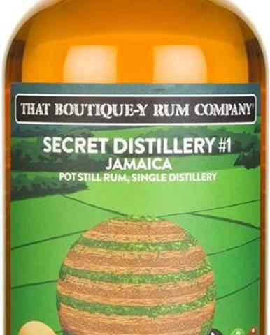 Rum That Boutique-y Rum Company